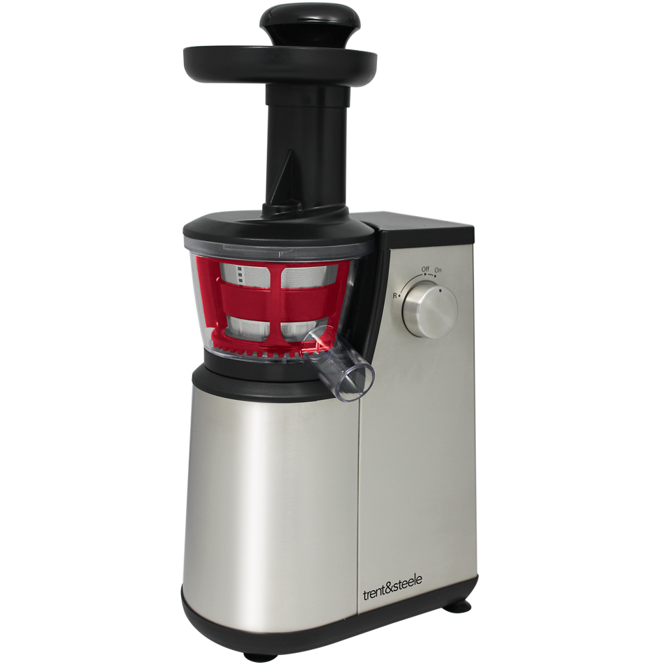Slow Press Juicer Benefits : Trent and Steele Products